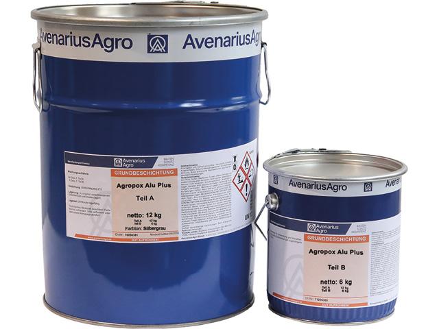 Agropox Alu Plus