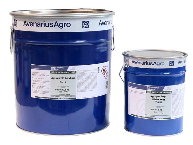 Agropur 2K Acryllack