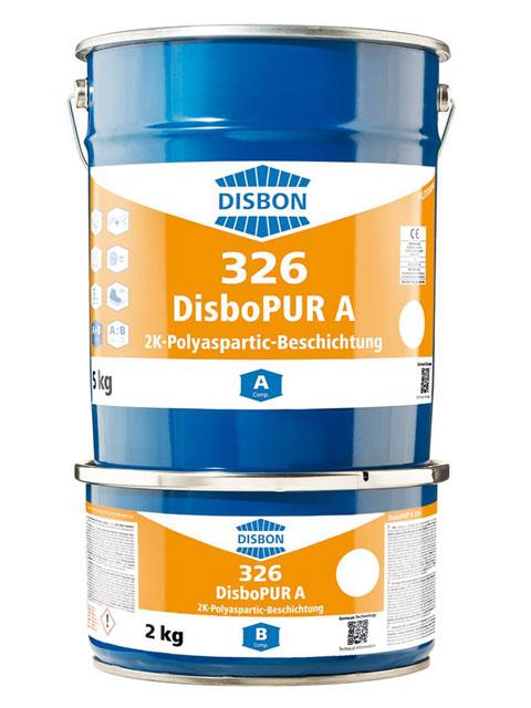 DisboPUR A 326 2K-Polyaspartic-Beschichtung
