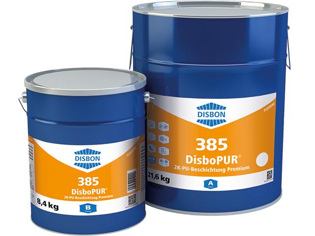 DisboPUR 385 2K-PU-Beschichtung Premium