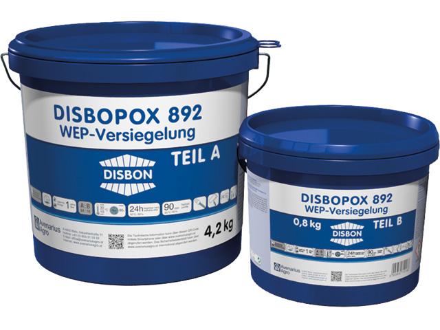 Disbopox 892 WEP-Versiegelung