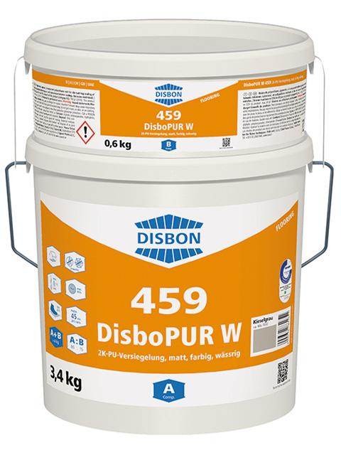 DisboPUR W 459 2K-PU-Versiegelung