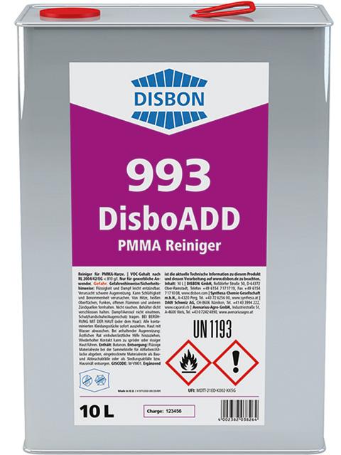 DisboADD 993 Reiniger