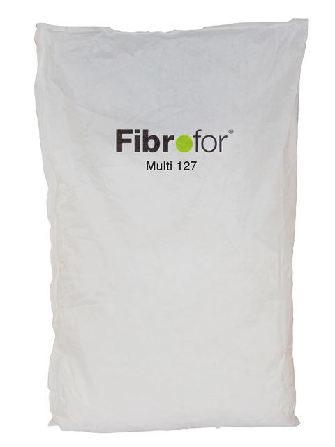 Fibrofor - Faserzusatz für Beton und Estriche Multi 127