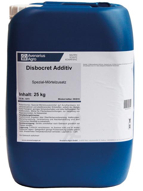 Artikelbild AVE Disbocret Additiv 25kg