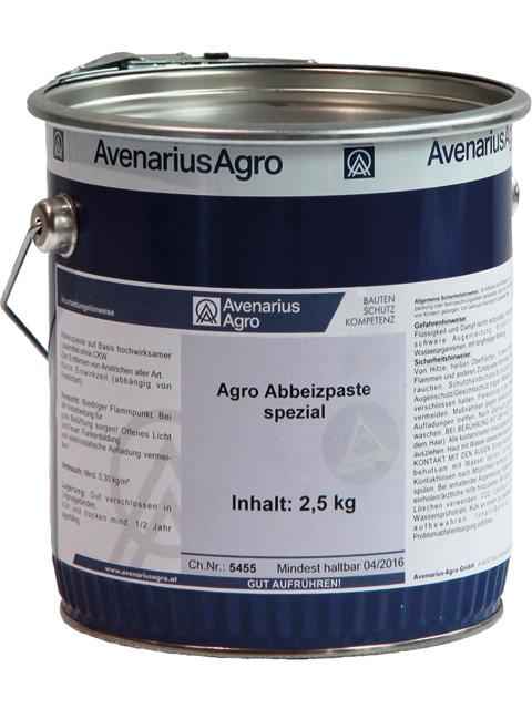 Agro Abbeizpaste Spezial