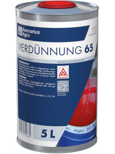 Verdünnung 65
