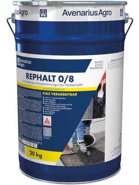 Rephalt 0/8