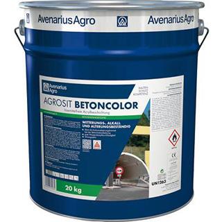 Agrosit Betoncolor