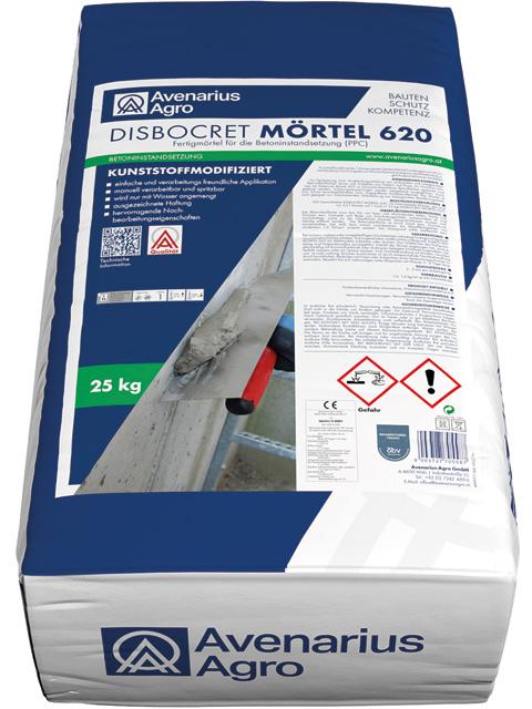 Artikelbild AVE Disbocret Moertel 620 25kg