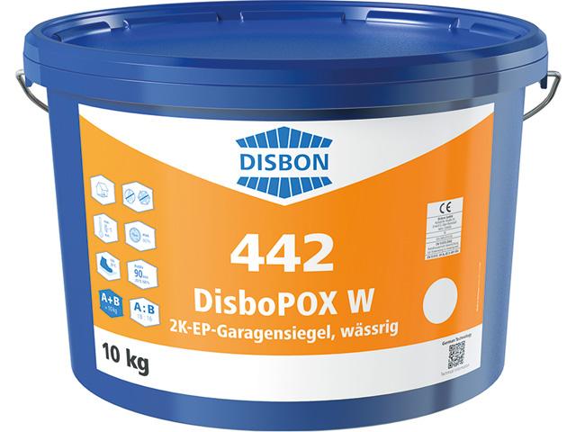 DisboPOX W 442 2K-EP-Garagensiegel