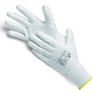 Handschuhe Paintstar white