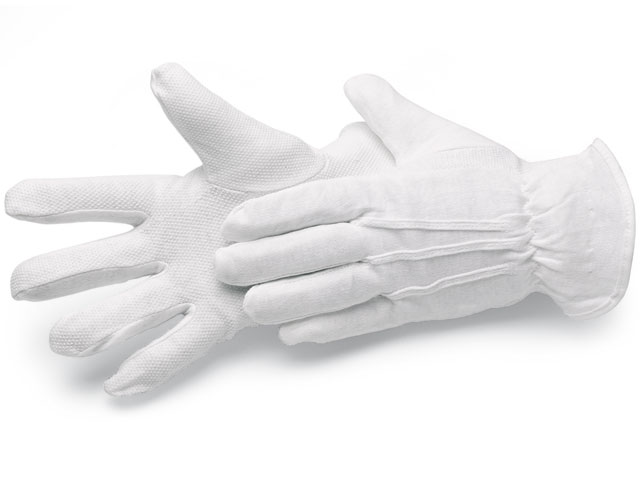Handschuhe, Cotton-Star