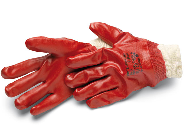 Handschuhe, PVC