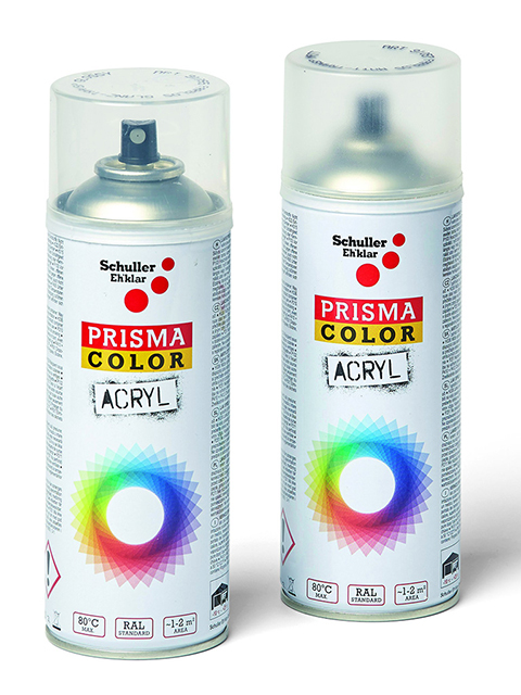 Prisma Color, Lackspray farblos