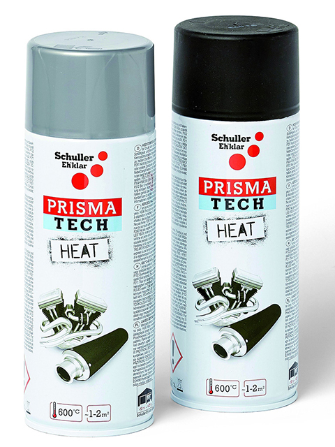 Prisma Color, High Temperatur 600°C Spray