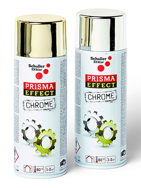Prisma Color, Chromspray