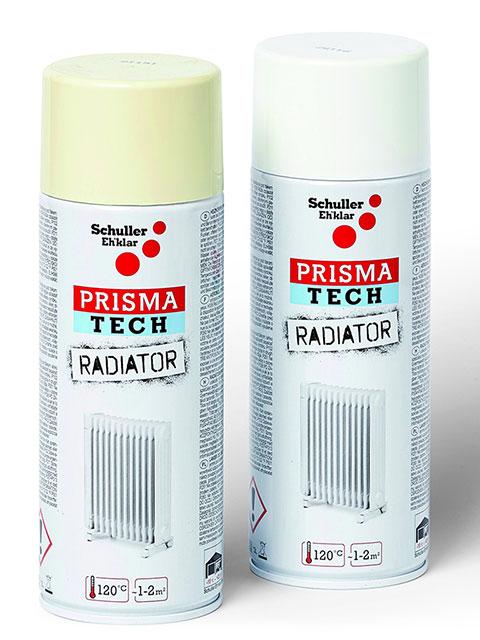 Prisma Color, Heizkörperspray