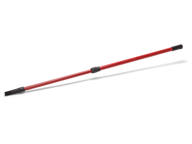 Tele-Verlängerungsstange, rot