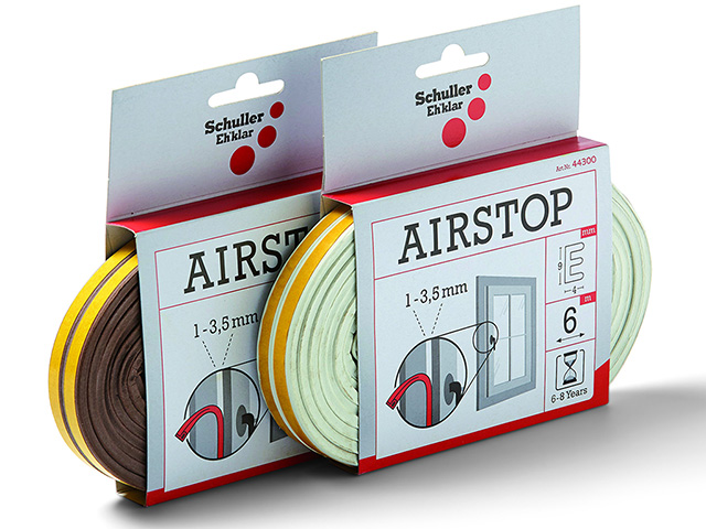 Air-Stop, Fenster & Türendichtung, E-Profil