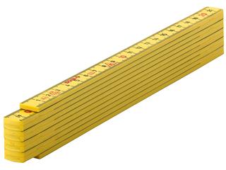 Kunststoff-Gliedermaßstab HK 2/10 G