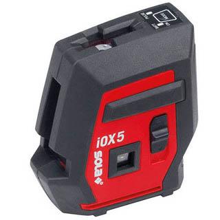 iOX5 PROFESSIONAL / Innen- und Trockenbaulaser