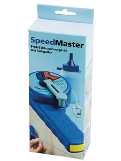Kunststoff-Schlagschnurgerät SPEED MASTER