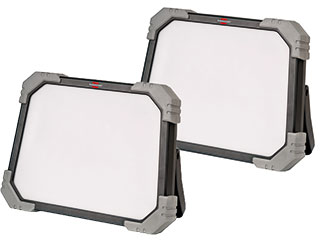 Mobiler LED Strahler DINORA