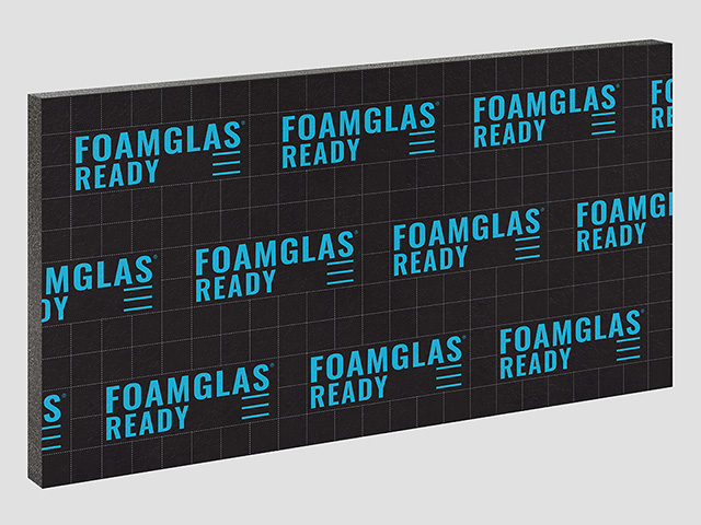 FOAMGLAS<sup>®</sup> READY BOARD T3+