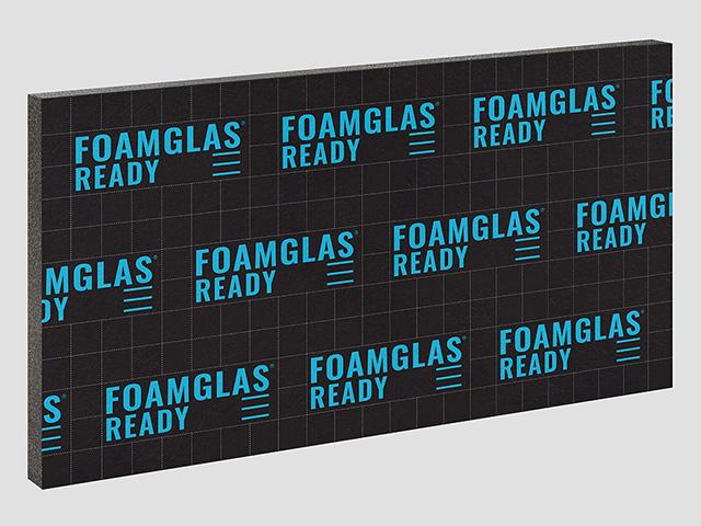 FOAMGLAS® READY BOARD T3+