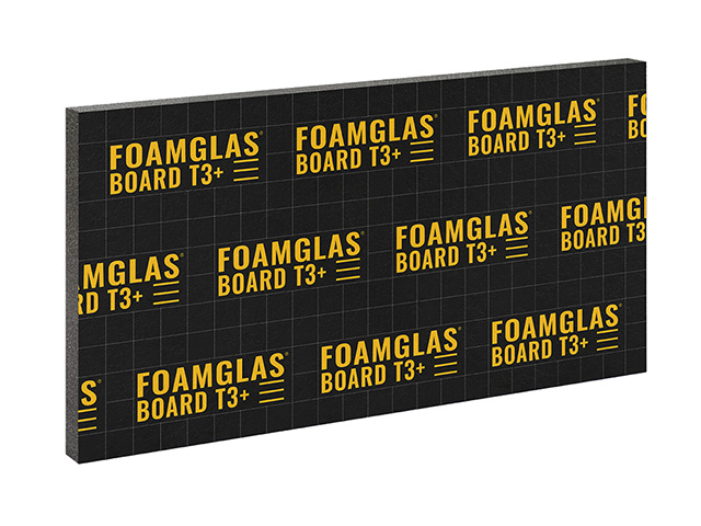 FOAMGLAS<sup>®</sup> BOARD T3+