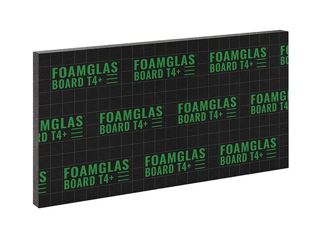 FOAMGLAS<sup>®</sup> BOARD T4+