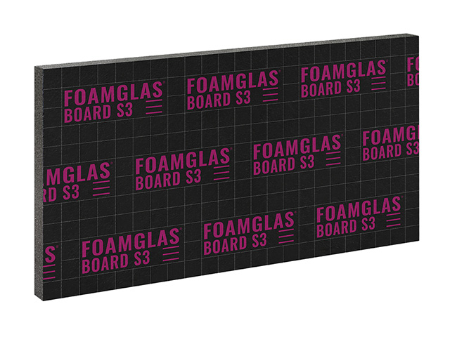 FOAMGLAS<sup>®</sup> BOARD S3