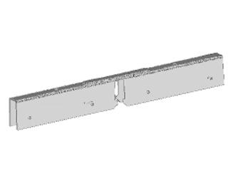 Verbindungsstück (Kreuzverbinder) AS-2 (DB-2)