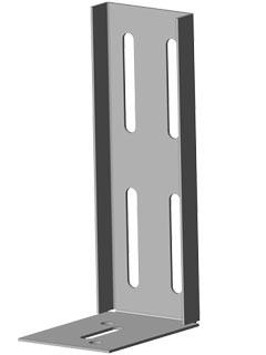 Boden- und Deckenanschluss-Teleskopstück