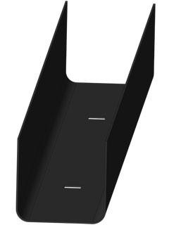 U-Decken-Randprofil