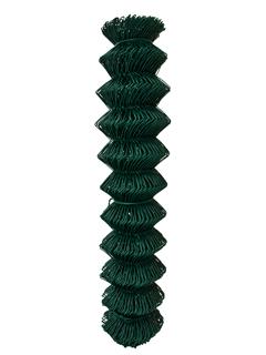 PVC-Geflecht grün