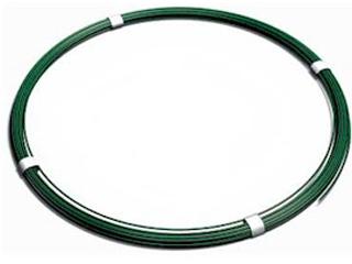 PVC-Spanndraht grün