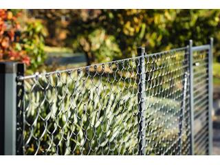Artikelbild PVC - Geflecht RAL 7016