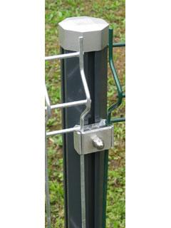 H+S Oktavia® UNI Säulenschaft aus Stahl