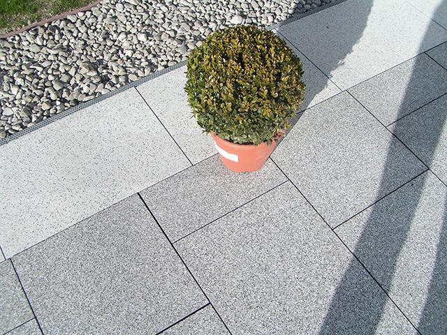 Exklusive Gartenplatten - 3 cm