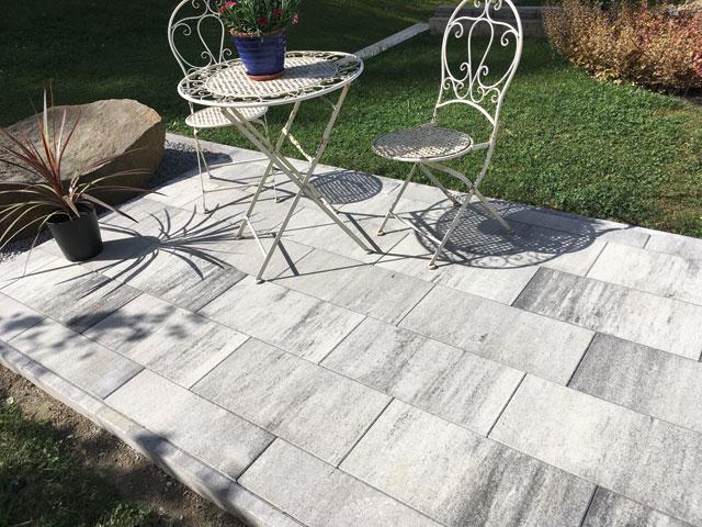 Colorado Gartenplatten - 4/5cm