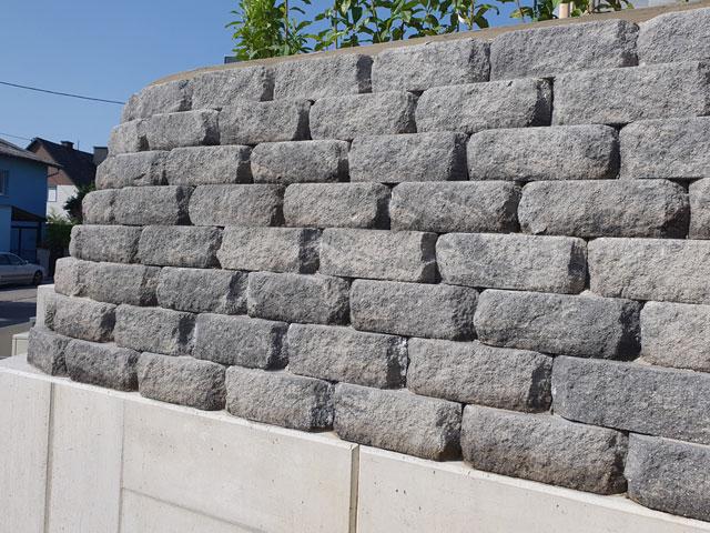 Bayfield® Stützmauersystem