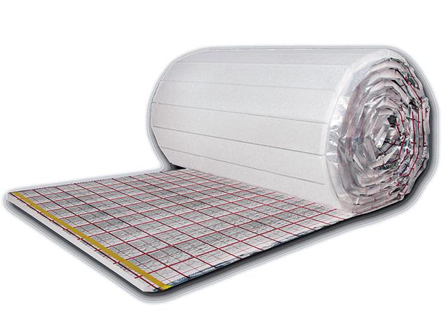 Thermo-Rolle (Dämmsystem für Fußbodenheizungen)