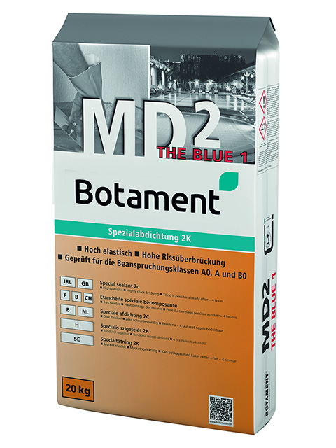 BOTAMENT® MD 2 The Blue 1