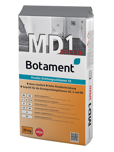 BOTAMENT® MD 1 SPEED