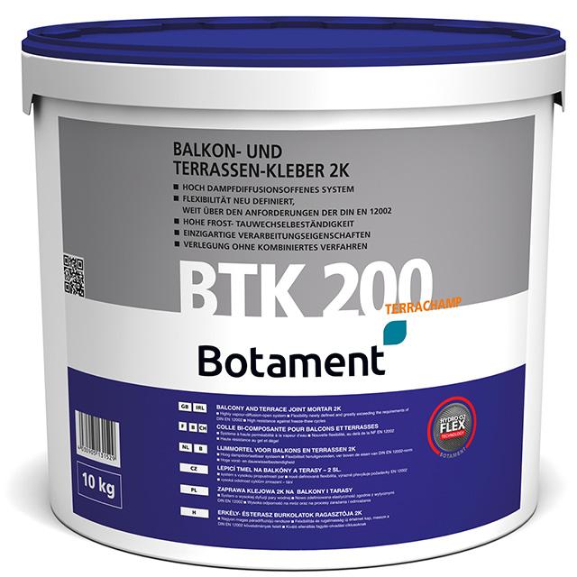 BOTAMENT® BTK 200 Terrachamp