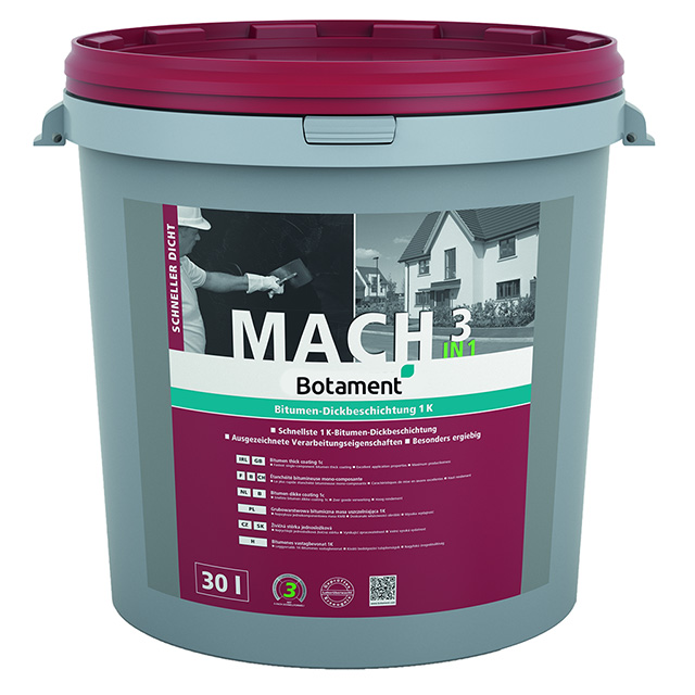 BOTAMENT® MACH 3in1