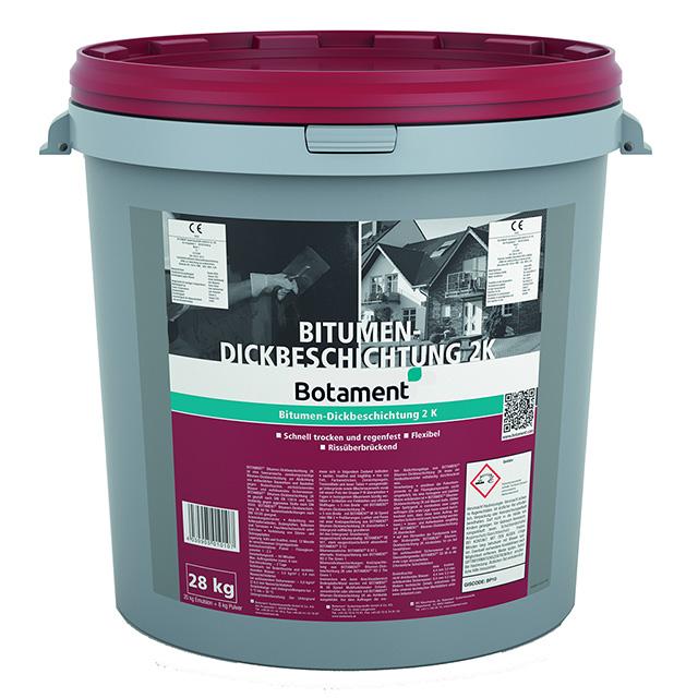 BOTAMENT® Bitumen-Dickbeschichtung 2K