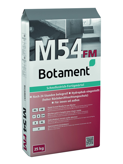 BOTAMENT® M 54 FM